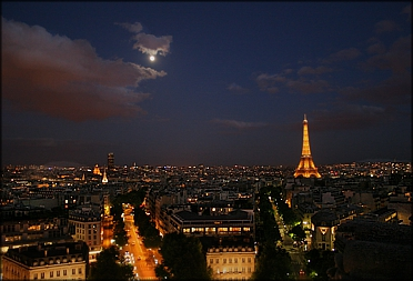 Paris Lights - A. Hromish